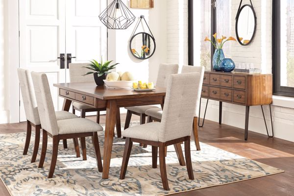 Picture of Centiar - Table with 6 Chairs