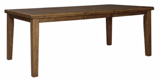 Picture of Flaybern - Rectangle Butterfly Extension Table