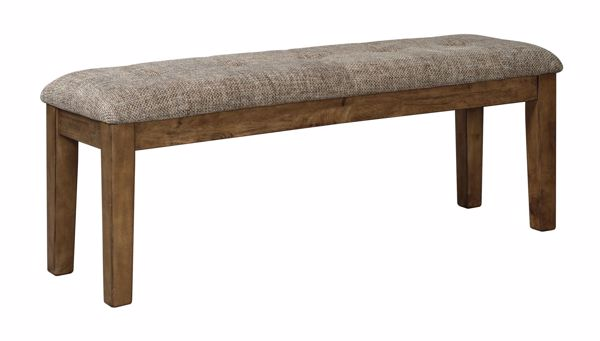 Picture of Flaybern - Upholstered Dining Bench