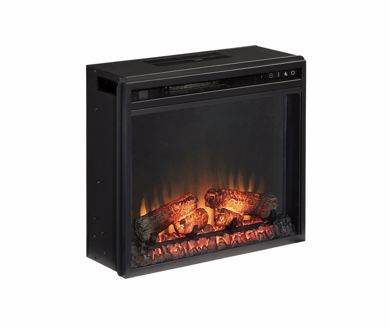 Picture of Fireplace Insert - Faux Log LED