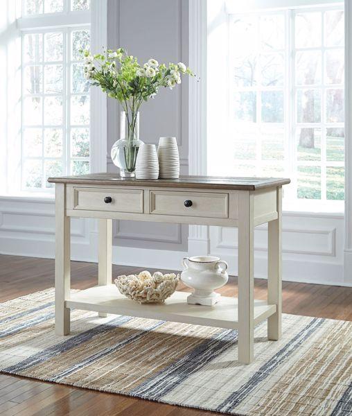 Picture of Bolanburg - 2 Tone Sofa Table