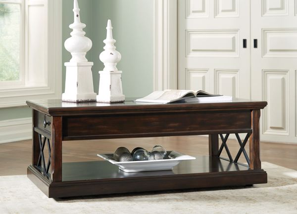 Picture of Roddinton - Lift Top Cocktail Table