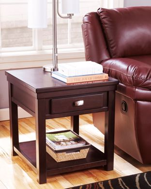 Picture of Hatsuko - Rectangular End Table