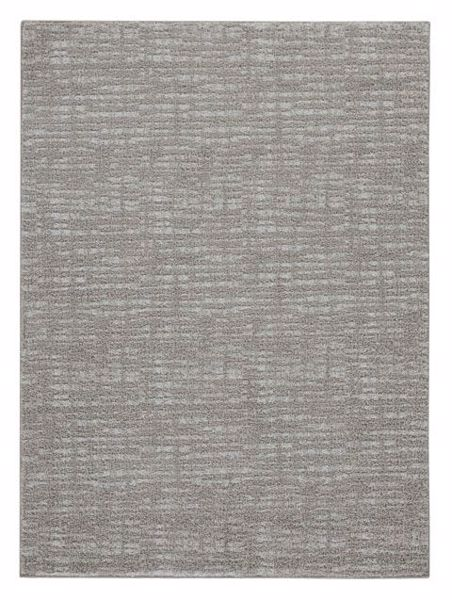 Picture of Norris - Taupe/White 8x10 Rug