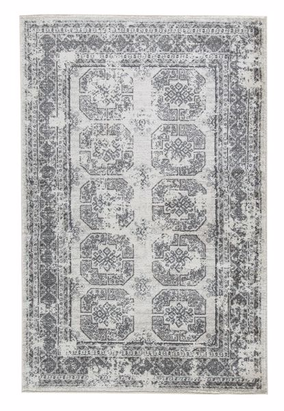 Picture of Jirou - Gray/Taupe 5x7 Rug