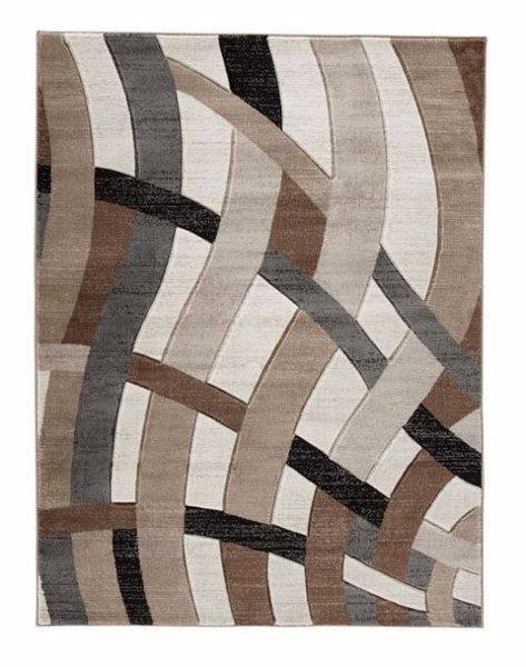 Picture of Jacinth - Brown 7x10 Rug