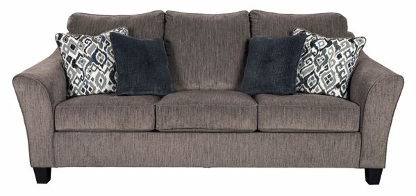 Picture of Nemoli - Slate Sofa