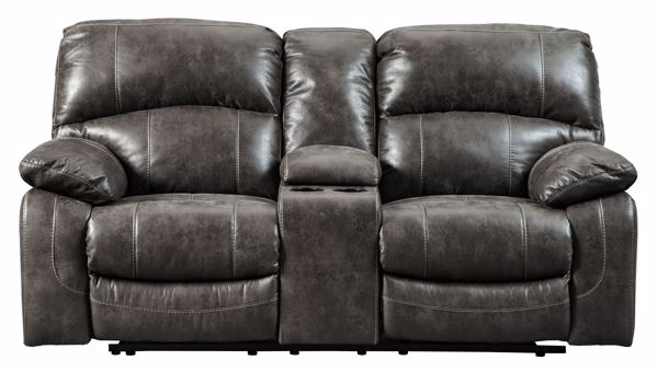 Picture of Dunwell - Steel Power Reclining Love