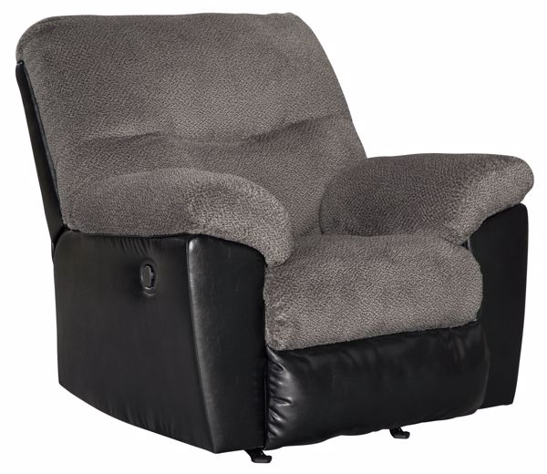 Picture of Millingar - Smoke Recliner