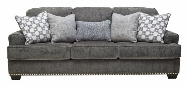Picture of Locklin - Carbon Sofa