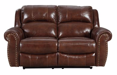 Picture of Bingen - Harness Reclining Loveseat