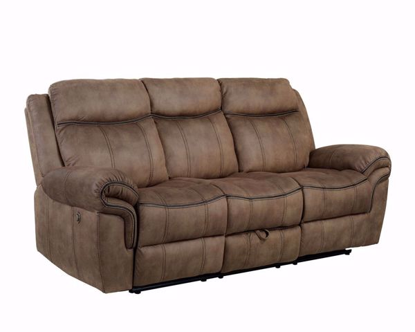 Picture of Knoxville - Dual Reclining Sofa W/Table