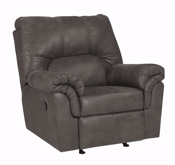 Picture of Bladen - Slate Rocker Recliner