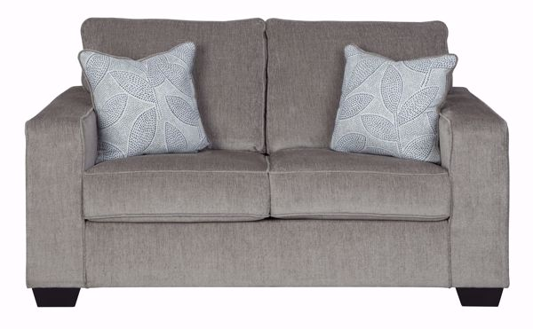 Picture of Altari - Alloy Loveseat