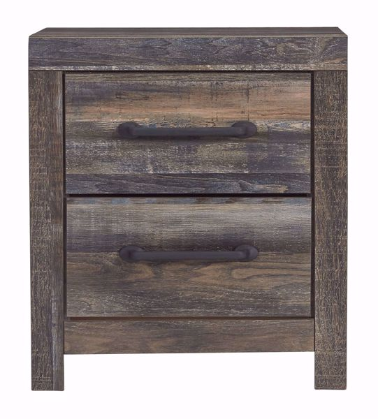 Picture of Drystan - 2 Drawer Nightstand