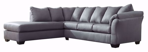 Picture of Darcy - Steel RAF 2PC Sectional
