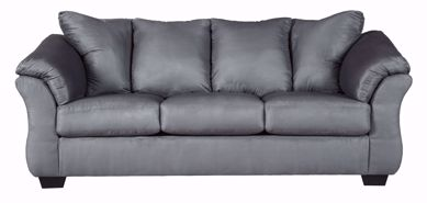 Picture of Darcy - Steel Sofa