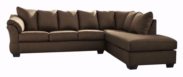 Picture of Darcy - Cafe LAF 2PC Sectional