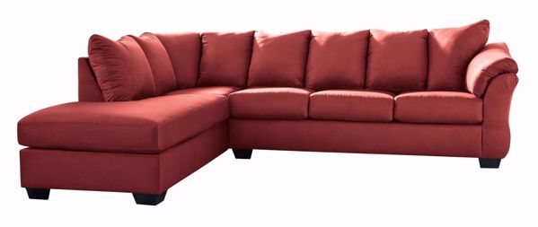 Picture of Darcy - Salsa RAF 2PC Sectional