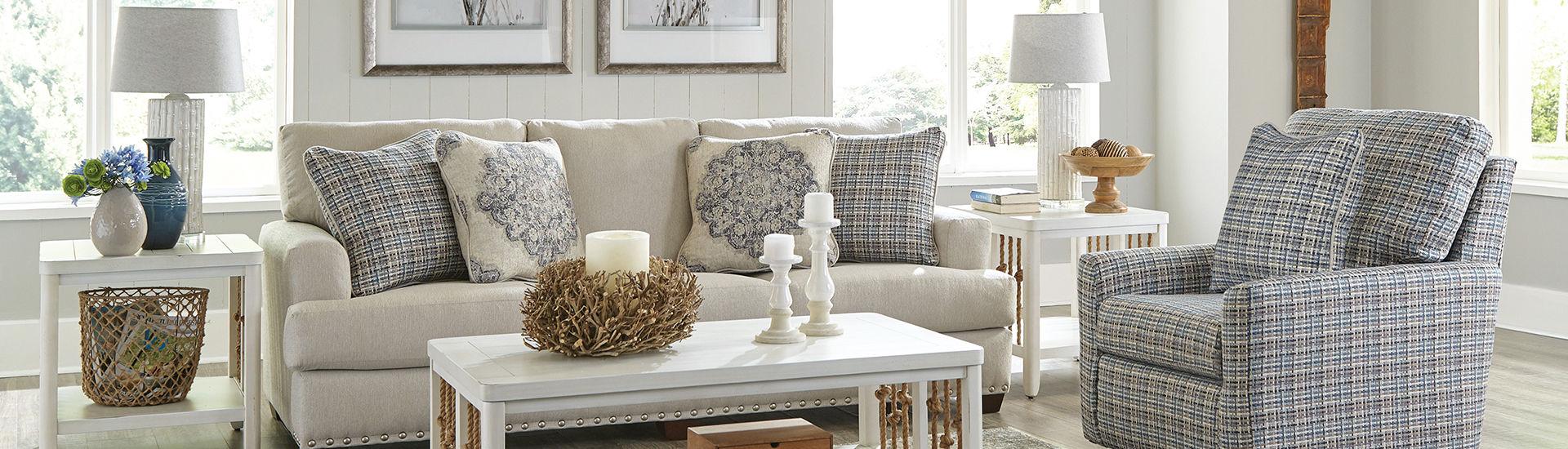 Newberg - Platinum Sofa