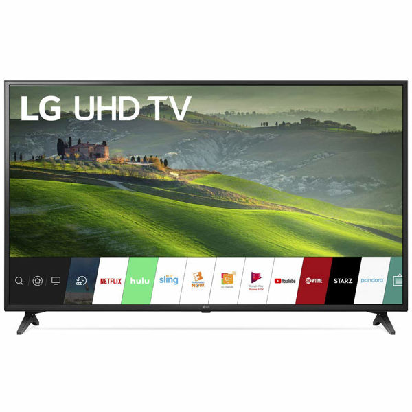 "Picture of 49"" HDR 4K UHD LED Smart TV"