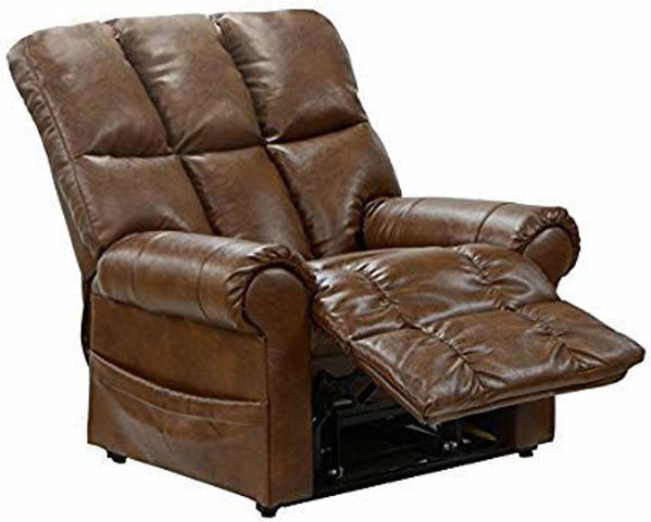 Picture of Stallworth - Chestnut Power Lift Recliner