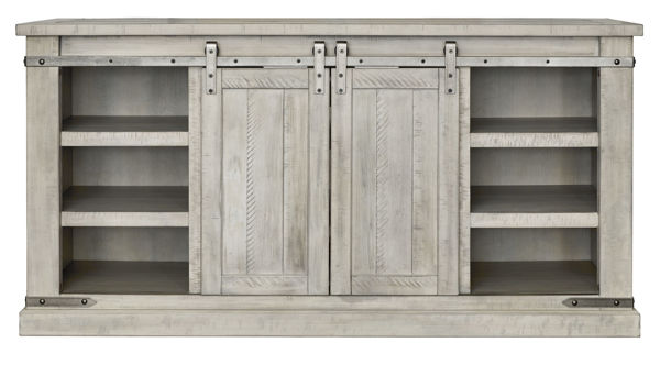 Picture of Carynhurst - White Large TV Stand