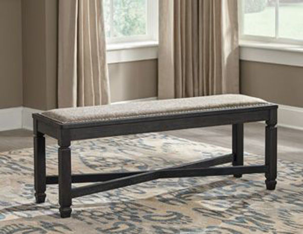 Picture of Tyler Creek - Upholstered Bench