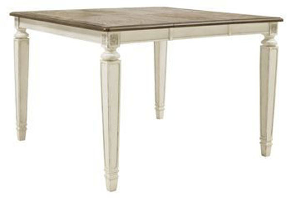 Picture of Realyn - Square Counter Height Table