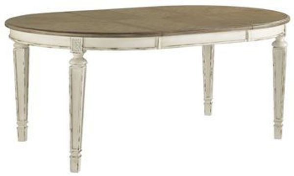 Picture of Realyn - Oval Dining Table