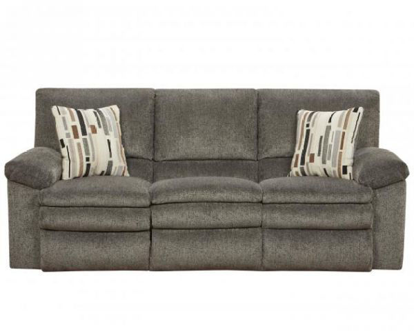 Picture of Tosh - Pewter Reclining Sofa