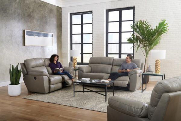 Picture of Costa Putty - Reclining Loveseat