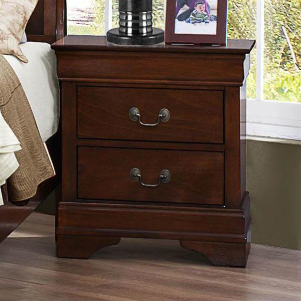 Picture of Mayville - Chry 2 Drwr Night Stand