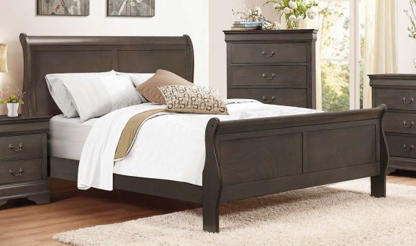 Picture of MAYVILLE GRAY KING BED