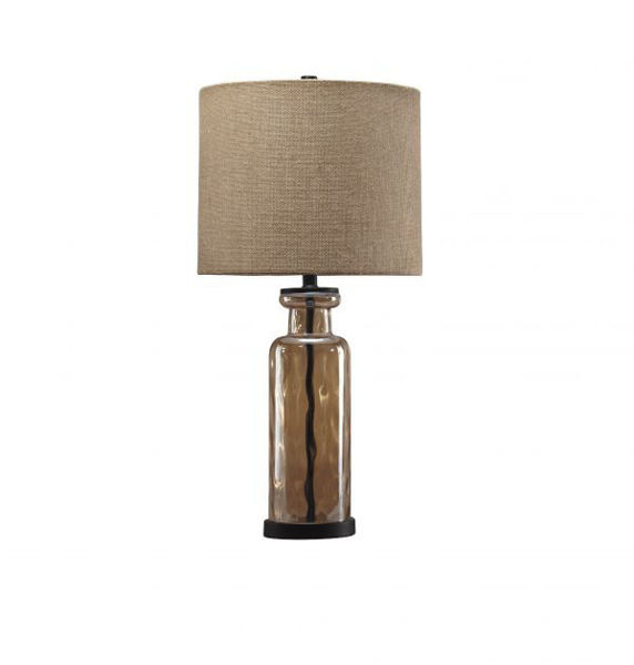 Picture of Laurentia - Champagne Table Lamp