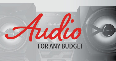 Audio for any budget