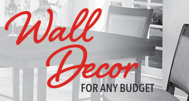 Dining wall decor for any budget