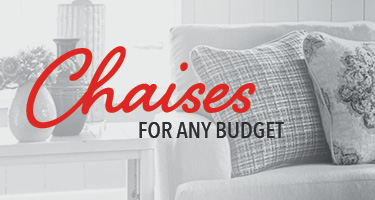 Chaises for any budget